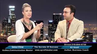 Ali Asadi and Denise O'Brien Talk about  Leadership(Visit his website at http://www.aprofitmaker.com Ali Asadi is an author and professional business consultant. As the owner of Asadi Business Consulting,inc, ..., 2016-10-08T18:40:14.000Z)