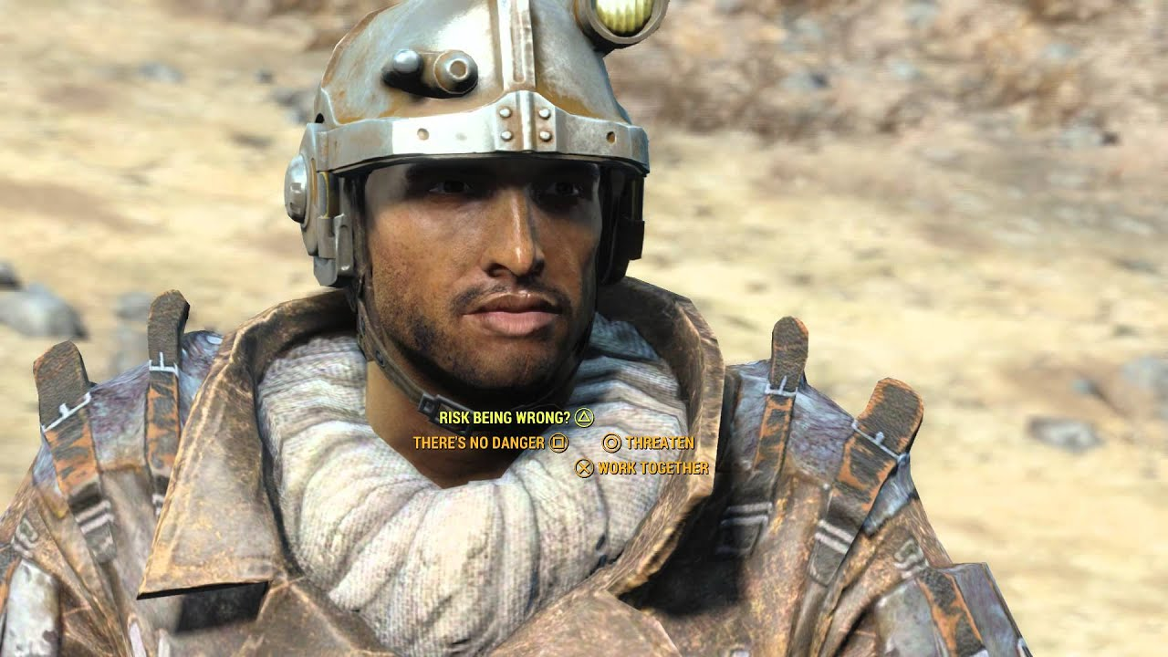 fallout 4 how to get minutemen ending