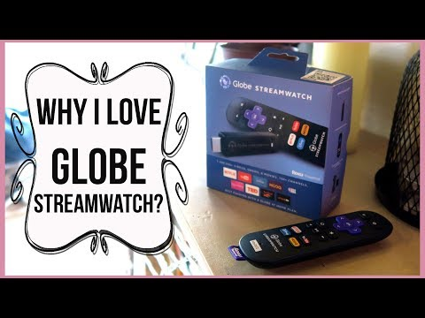 GLOBE STREAMWATCH REVIEW - Roku Powered | Gen-zel Habab