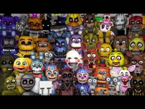 "(SFM)""Painted Faces"" Remixed Song Created By:Trickywi"