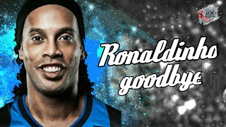 RONALDINHO goodbye (best skills) 1998:2018 (108060fps)