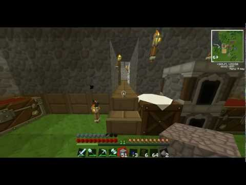 Minecraft Technic w/ Mars Ep.35 | Lost Progress, Move On