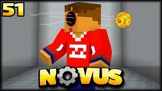 IZZI testet meine Falle   Minecraft NOVUS #51