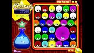 Chuzzle (2005, PC) - Classic: Expert mode Level 1~5