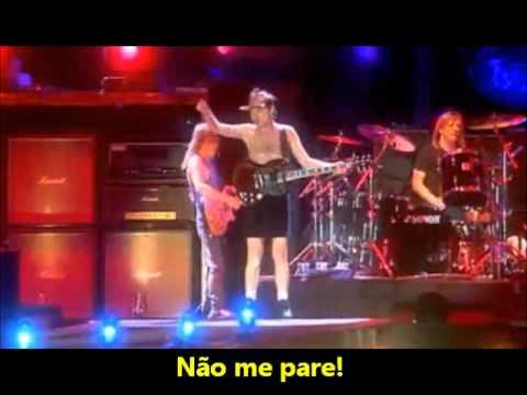 AC/DC - Highway to hell (Legendado)