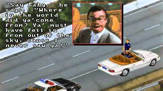 Police Quest 3 : The kindred (1991) PC game trailer