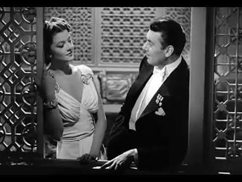 Tyrone Power & Myrna Loy: The Rains Came 1939