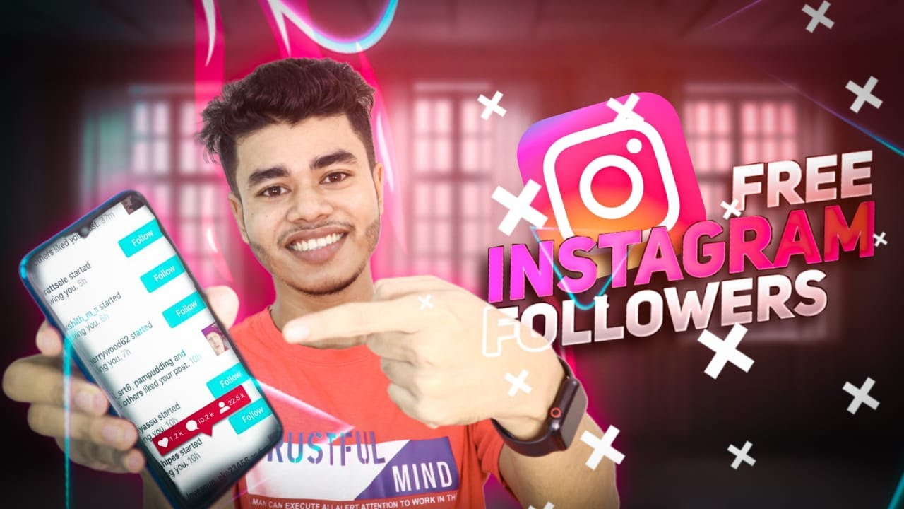 INSTAGRAM Follower | FREE  | How To Increase INSTAGRAM Followers FREE 2020 🔥