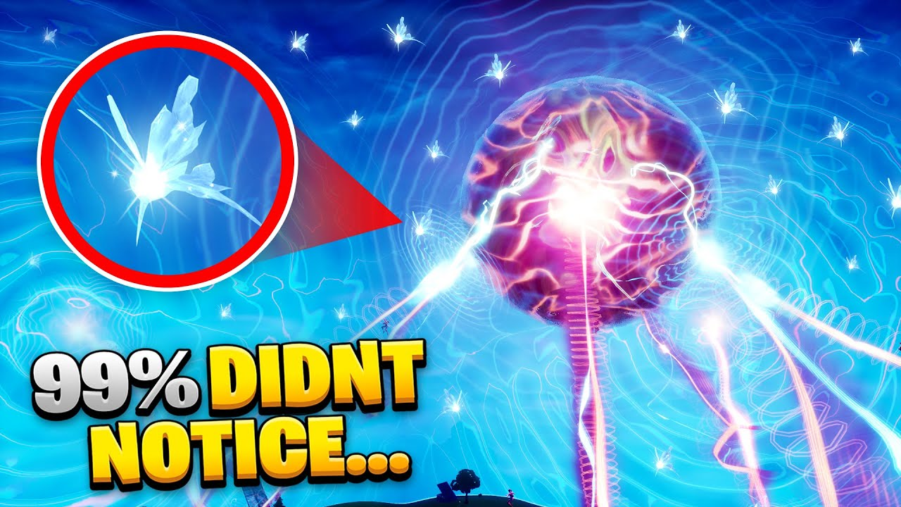 Fortnite DOOMSDAY EXPLAINED - ALL SECRETS YOU MISSED!