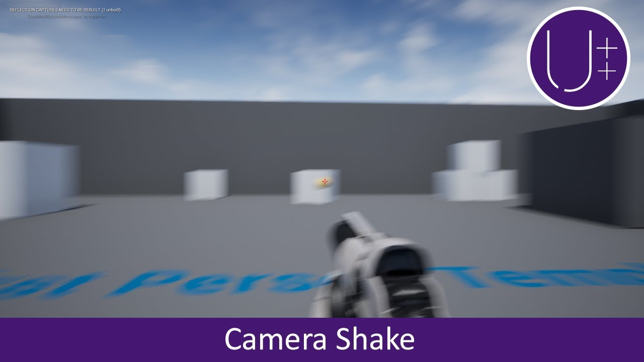 Unreal Engine 4 C++ Tutorial: Camera Shake