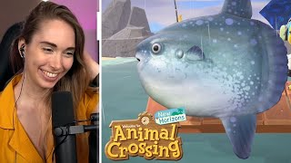 July bugs and fish! - Animal Crossing [29]