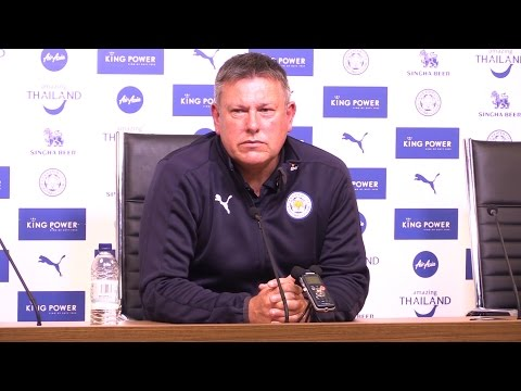 Leicester 1-6 Tottenham - Craig Shakespeare Full Post Match Press Conference