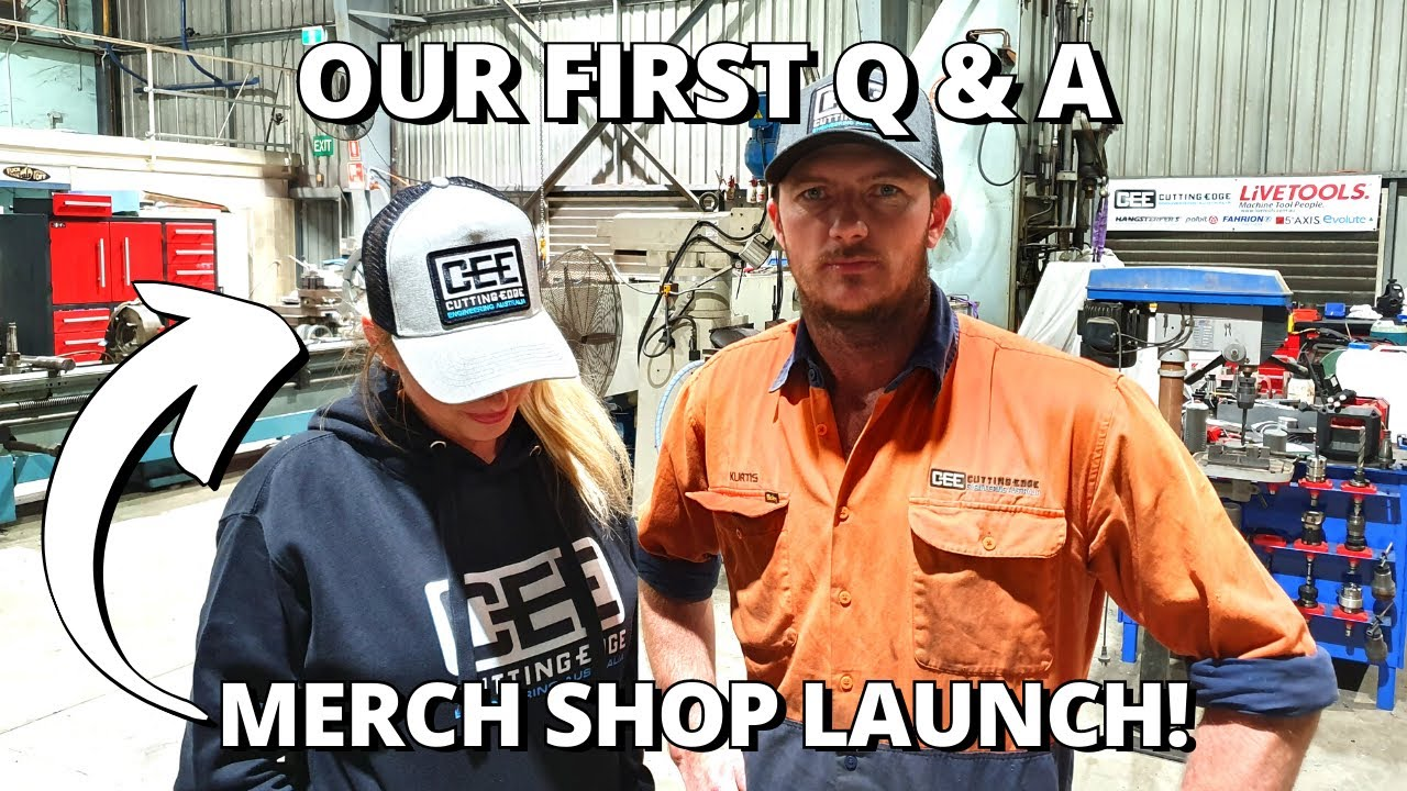 Download Our First Q&A   Merch Shop Launch