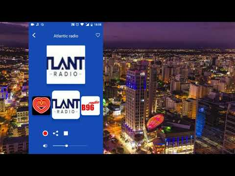 Dominican Republic Radio Live (Online Mobile App For Android) / Best Radio Stations