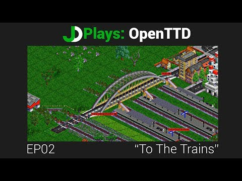 """To The Trains"" 
