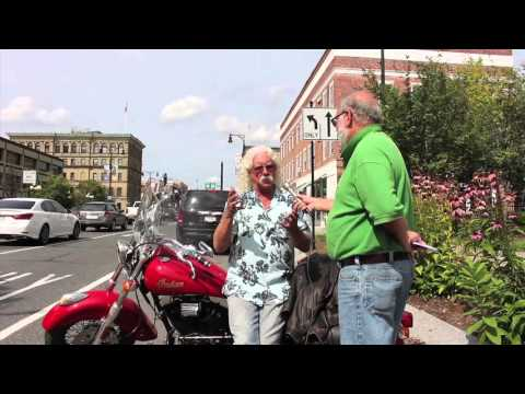 Arlo Guthrie Talks Motorcycles