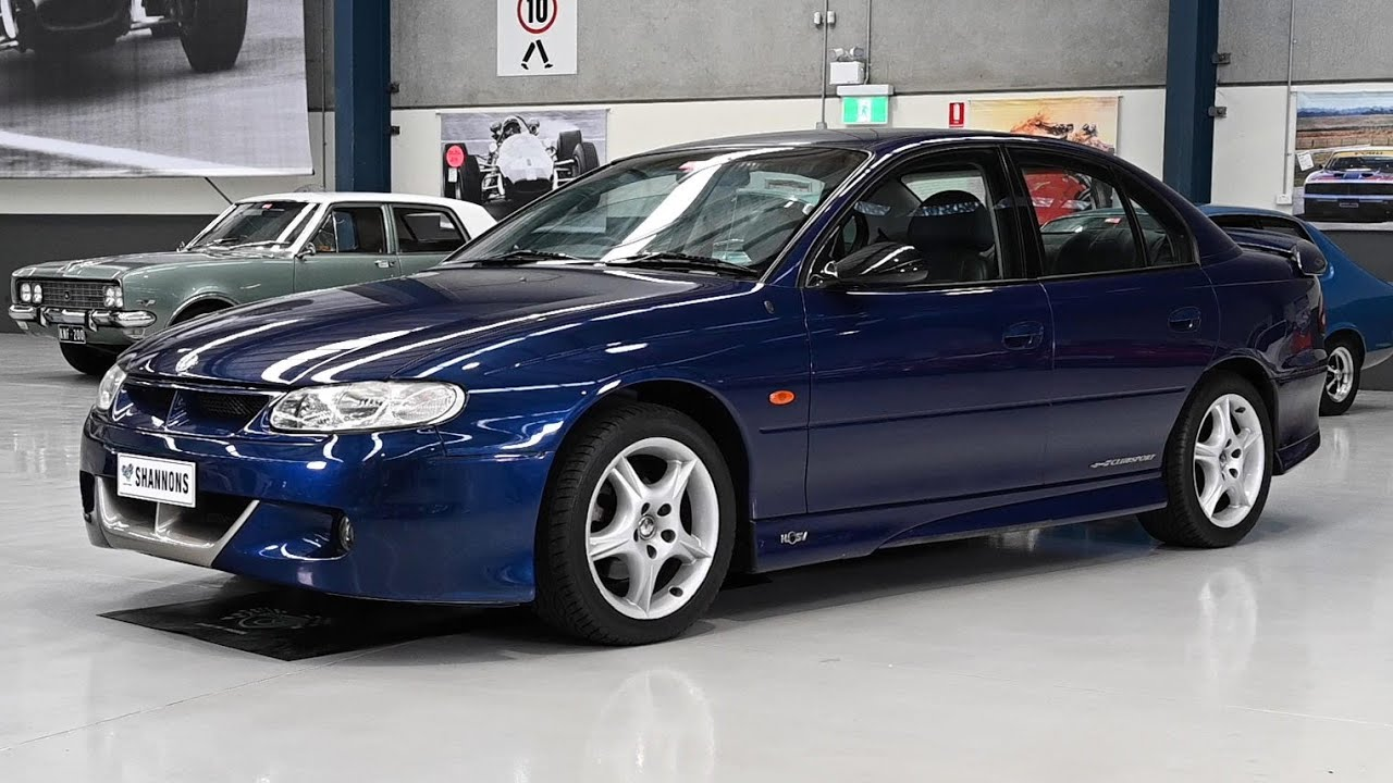 1998 Holden HSV VT Clubsport Sedan - 2019 Shannons Melbourne Winter Classic Auction