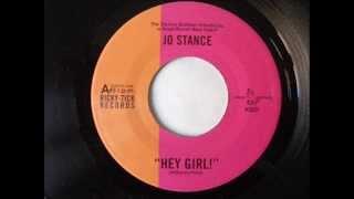 JO STANCE - HEY GIRL