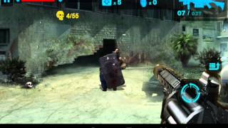 Zombie Frontier 2 Guns - M32