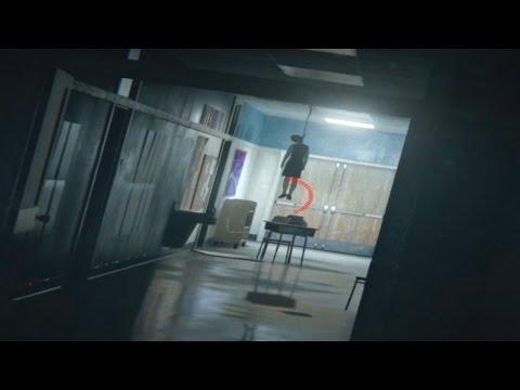 Outlast 2 - All School Scenes