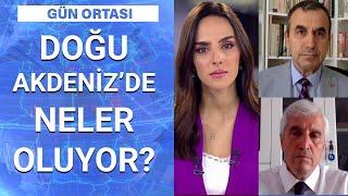 Doğu Akdeniz krizi nasıl çözülür, çatışma riski var mı?  Gün Ortası - 13 Eylül 2020