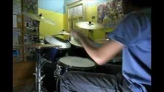 Mi Cover Drum (Heart - Alone)
