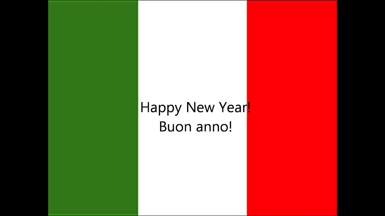 learn italian how to say merry christmas and happy new year