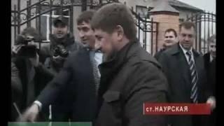 Рамзан Кадыров Наур Мотоспорт