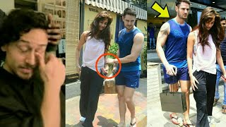 EXCLUSIVE Disha Patani SPOTTED With New Foreign...