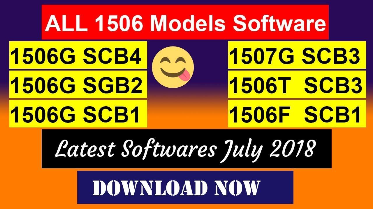 All 1506t 1506f 1506g Models Latest July 2018 Auto Powervu