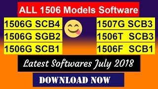 1507g Software Download