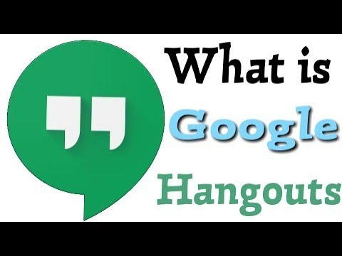 What Is Google Hangouts || How Work This App And Use Hangout Application With Installation
