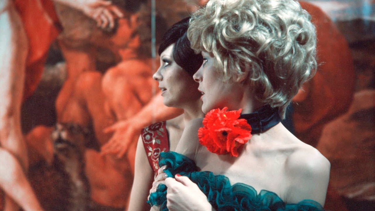 an analysis of the 1972 film the bitter tears of petra von kant by rainer werner fassbinder Rainer werner fassbinder was this unconventional love story combines lucid social analysis with the bitter tears of petra von kant drama 1972.