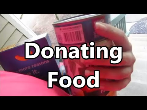 Donating for Vlogmas 12.5.19 Day 2353