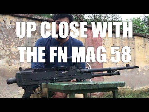 FN MAG 58 MMG