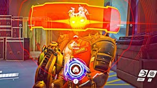 1 Player of EVERY Rank But Everyone Has REAL AIMBOT Who Wins Overwatch