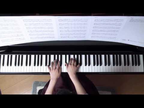 高嶺の花子さん  ピアノ  back number