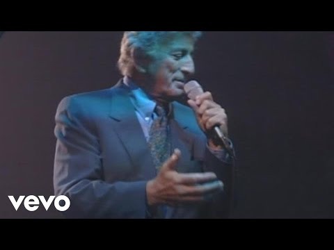 Tony Bennett - Rags to Riches (from MTV Unplugged)
