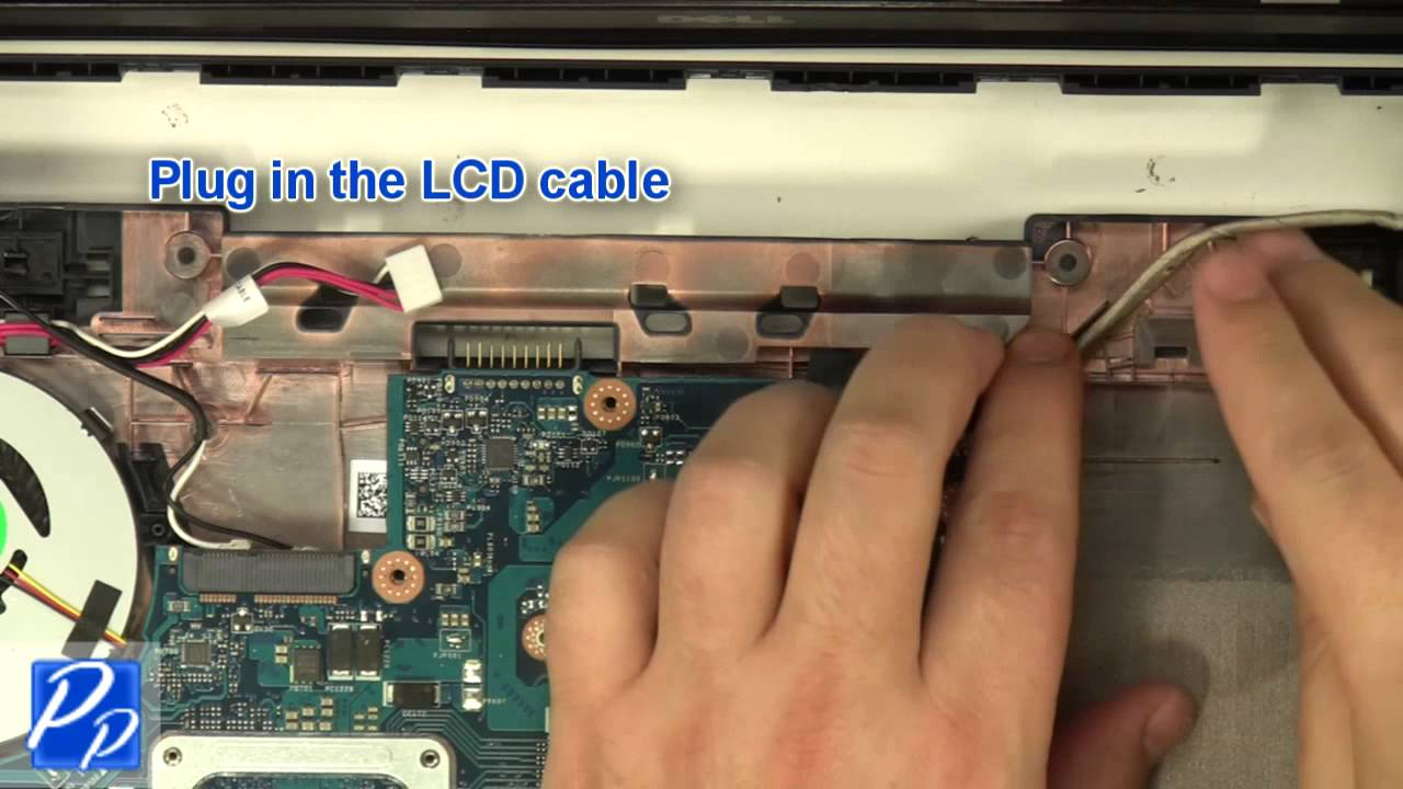 Dell Inspiron 15 (3521 / 5521) Motherboard Replacement Video .