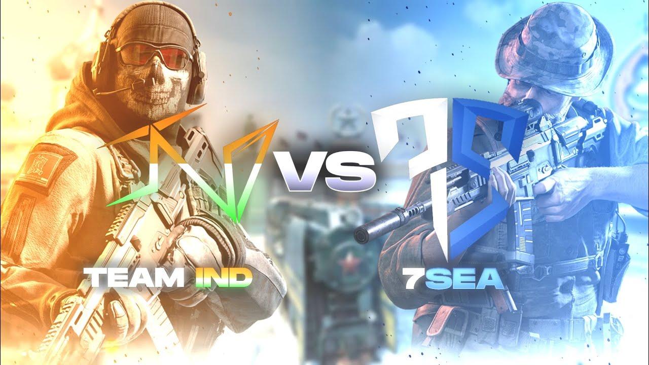TeamIND vs 7Sea