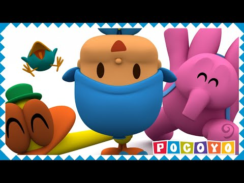 🥋 POCOYO In ENGLISH - Talent Show 🥋 | Full Episodes | VIDEOS And CARTOONS FOR KIDS