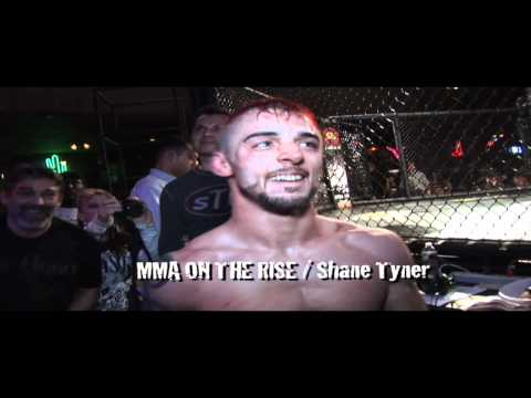 Shane Tyner - Warrior to the end  - MMA ON THE RISE