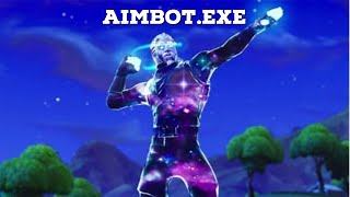 Aimbot exe. LE BIGGEST HACKER à Fortnite!!!