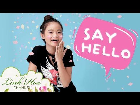 SAY HELLO   OFFICIAL MV   PHAN LINH HOA