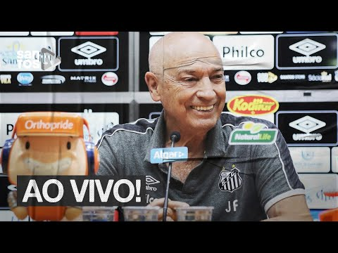 JESUALDO FERREIRA | COLETIVA AO VIVO (07/03/20)