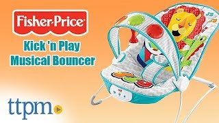 Kick 'n Play Musical Bouncer from Fisher-Price
