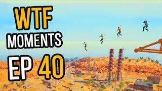 PUBG: WTF Moments Ep. 40