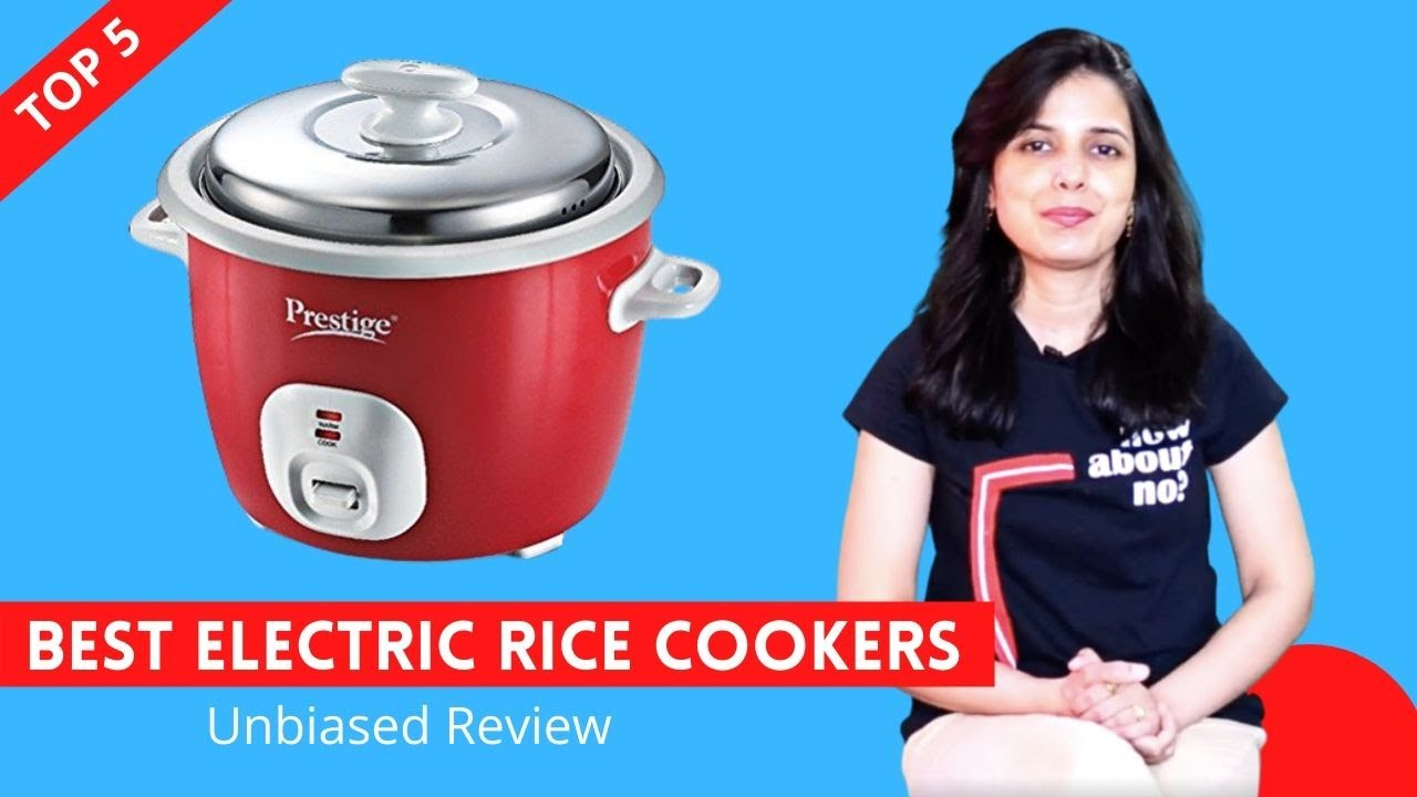 ✅ Top 5: Best Electric Rice Cookers in India 2020    Which are the Best Cookers   Detail Review