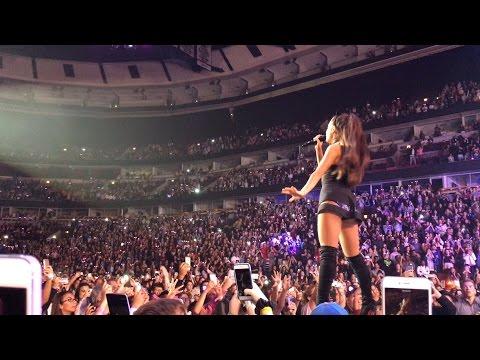 Ariana Grande's Chicago Concert 10/2/15 United Center, The Honeymoon Tour Review