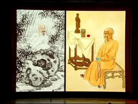 The Eccentric World of Luo Ping